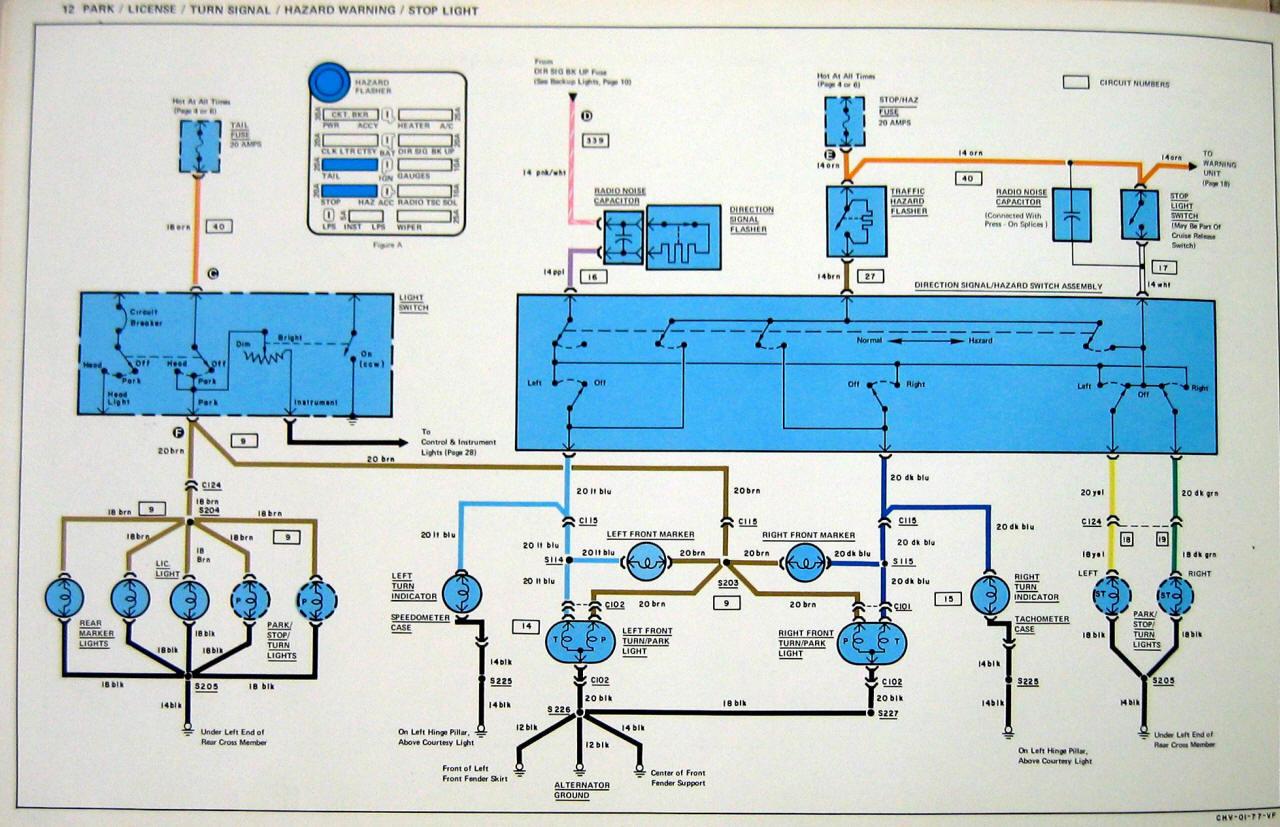 77 electrical issue help corvetteforum chevrolet